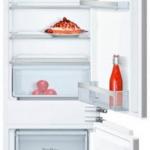 Двухкамерный холодильник с нижней морозильной камерой NEFF KI5872F20R