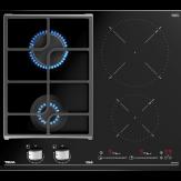 Комбинированная варочная панель Teka HYBRID JZC 64322 ABN BLACK