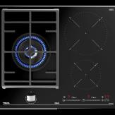 Комбинированная варочная панель Teka HYBRID JZC 63312 ABN BLACK