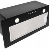 Кухонная вытяжка Konigin Skybox Black Glass 60
