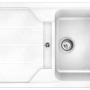 Мойка из искусственного камня Teka Simpla 45 TG белый