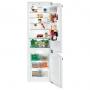 Встраиваемый холодильник с нижним расположением морозильной камеры LIEBHERR ICN 3356-20 001