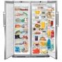 Отдельностоящий холодильник Side-by-Side LIEBHERR SBSes 7252-24 001