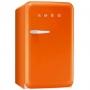 Однокамерный холодильник Smeg FAB10RO
