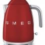 Чайник электрический SMEG KLF01RDEU