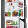 Холодильник с нижним расположением морозильной камеры LIEBHERR CNPbs 4013-20 001