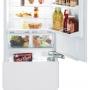 Встраиваемый комбинированный холодильник-морозильник LIEBHERR ECBN 5066-21 617