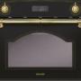 Компактный духовой шкаф с СВЧ и грилем Classic GRAUDE MWGK 45.0 S