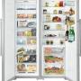 Отдельностоящий холодильник Side-by-Side LIEBHERR SBSbs 7263-20 001