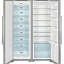Отдельностоящий холодильник Side-by-Side LIEBHERR SBSesf 7212-24 001
