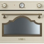 Встраиваемый электрический духовой шкаф Smeg SF4750VCPO