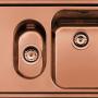 Мойка из нержавеющей стали Smeg SP7915SRA