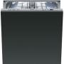 Встраивавемая посудомоечная машина Smeg STLA825B-1