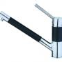 Смеситель Teka AUK 978 Металлический Чёрный Тегранит