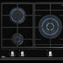 Газовая варочная панель Teka GZC 63310 XBN BLACK