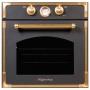 Встраиваемый электрический духовой шкаф Kuppersberg RC 699 ANT Gold