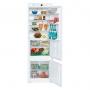 Встраиваемый холодильник с нижним расположением морозильной камеры LIEBHERR ICBS 3214-20 001