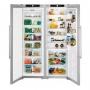 Отдельностоящий холодильник Side-by-Side LIEBHERR SBS 7253-24 001