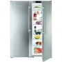 Отдельностоящий холодильник Side-by-Side LIEBHERR SBSes 7253-24 001