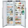 Отдельностоящий холодильник Side-by-Side LIEBHERR SBSes 7263-24 001