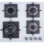 Газовая варочная панель Comfort GRAUDE GS 60.3 W