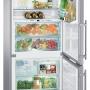 Холодильник с нижним расположением морозильной камеры LIEBHERR CBNPes 5167-21 001