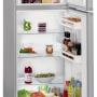 Холодильник с верхним расположением морозильной камеры LIEBHERR CTPsl 2521-20 001