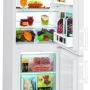 Холодильник с нижним расположением морозильной камеры LIEBHERR CU 2311-20 001