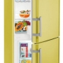 Холодильник с нижним расположением морозильной камеры LIEBHERR CUag 3311-20 001