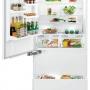 Встраиваемый комбинированный холодильник-морозильник LIEBHERR ECBN 6156-21 617
