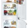 Встраиваемый холодильник с нижним расположением морозильной камеры LIEBHERR ICBN 3366-21 001