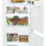 Встраиваемый холодильник с нижним расположением морозильной камеры LIEBHERR ICBS 3314-20 001