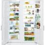 Встраиваемый Side-by-Side холодильник LIEBHERR SBS 70I4-20 003
