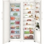 Отдельностоящий холодильник Side-by-Side LIEBHERR SBS 7242-20 001