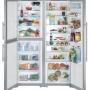 Отдельностоящий холодильник Side-by-Side LIEBHERR SBSes 7353-26 001
