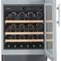 Встраиваемый винный шкаф LIEBHERR UWKes 1752-20 001