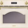 Компактный духовой шкаф с СВЧ и грилем Classic GRAUDE MWGK 45.0 EL