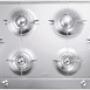 Встраиваемая газовая поверхность Smeg P106ES