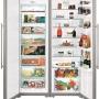 Отдельностоящий холодильник Side-by-Side LIEBHERR SBS 7212-23 001