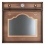Встраиваемый электрический духовой шкаф Smeg SC750RA-8
