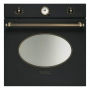 Встраиваемый газовый духовой шкаф Smeg SC800GAO9