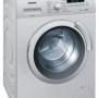 Отдельностоящая стиральная машина SIEMENS WS12K26COE